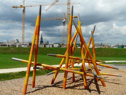 concept development playground